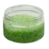 4 oz. Clear PET Straight Sided Jar with 89/400 Neck (Cap Sold Separately)