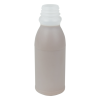 16 oz. Round Pint HDPE Beverage Bottle with 38mm SSJ Neck (Cap Sold Separately)