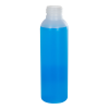 4 oz. HDPE Translucent Tall Cosmo Bottle with 24/410 Neck (Cap Sold Separately)