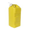 5 Gallon Yellow 3rd Generation Jug with Cap