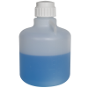 10 Liter Diamond® RealSeal™ Round Polypropylene Carboy