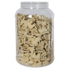 159 oz. Clear PET Jar with 120/400 Neck (Caps Sold Separately)