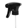 "28/400 Black Model 160AP™ All-plastic Packaging Trigger Sprayer with 9-1/2"" Dip Tube"