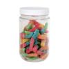 16 oz. Clear PET Jar with 63/400 Cap