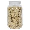 128 oz. (1 Gallon) Clear PET Jar with 110/400 Cap