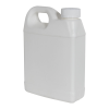 32 oz. White Fluorinated F-Style Jug with 33/400 CRC Cap