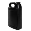 1 Gallon Black F-Style Jug with 38/400 Black CRC Cap