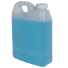 32 oz. Natural Fluorinated F-Style Jug with 33/400 Plain Cap
