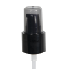 "20/400 Black Smooth Long Shell Treatment Pump - 3-1/4"" Dip Tube"