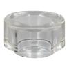 15mm Clear Orbit Surlyn Cap for Perfume Bottle