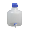 2-1/2 Gallon/10 Liter Autoclavable Polypropylene Carboy with Spigot