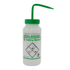 500mL Scienceware® Ethyl Acetate Safety Vented® Labeled Wash Bottles