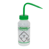 250mL Scienceware® Methanol Safety Vented® Labeled Wash Bottles
