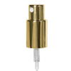 "18/415 Gold Metal Sprayer with 6"" Dip Tube"
