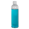 4 oz. Cosmo High Clarity Round Bottle with CRC 20/410 Cap with F217 Liner