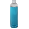 16 oz. Cosmo High Clarity Round Bottle with CRC 24/410 Cap with F217 Liner