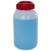 5000mL HDPE Sealable Wide Neck Bottle with Cap