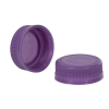 38mm DBJ Purple HDPE Tamper Evident Screw Cap