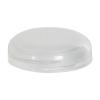53/400 Natural Polypropylene Dome Cap