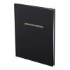 "Nalgene™ Black 1/4"" Grid Lab Notebooks"