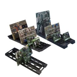 ESD Plastic Circuit Board Racks