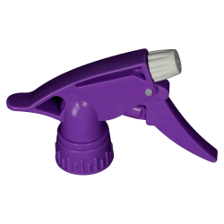 "28/400 Purple Spray Head with 7-1/4"" Dip Tube (Bottle Sold Separately)"