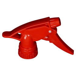 "28/400 Red Spray Head with 7-1/4"" Dip Tube (Bottle Sold Separately)"