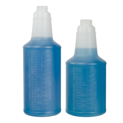 Contour® Graduated Bottles with Anti-Backoff