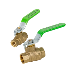 Lead Free 757 Ball Valves