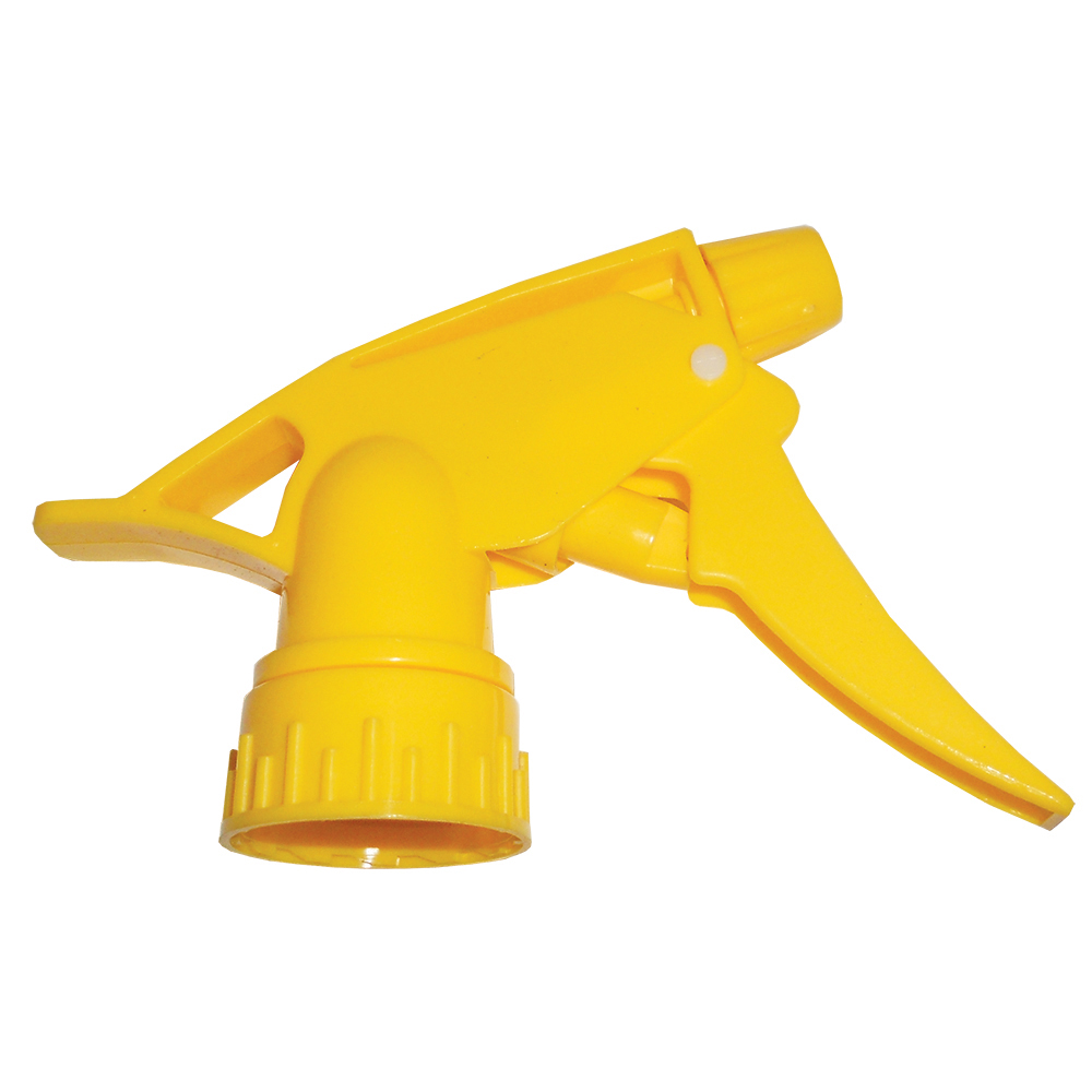 "28/400 Yellow Model 300ES™ Sprayer with 9-1/2"" Dip Tube (Bottle Sold Separately)"