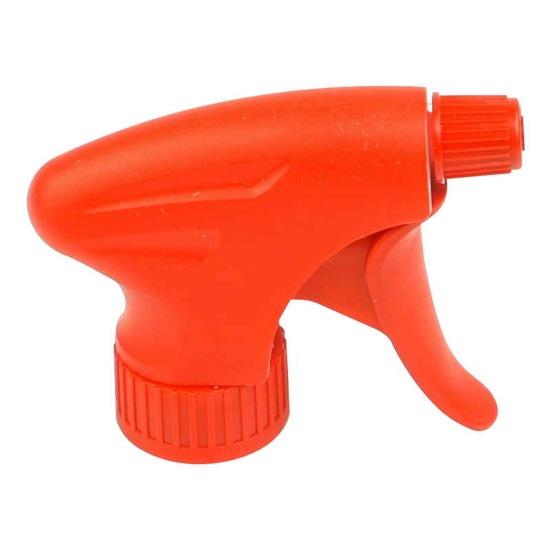 "28/400 Red Contour® Sprayer with 9-7/8"" Dip Tube (Bottle Sold Separately)"