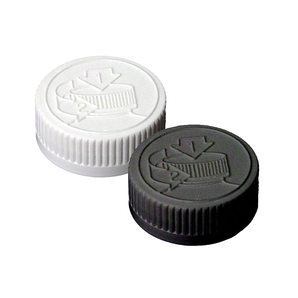 Child Resistant PP Caps with PE Liners