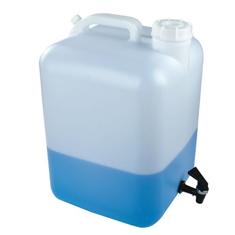 2-1/2 Gallon Tamco® Modified Fort-Pak with a Fast Draw Off Spigot