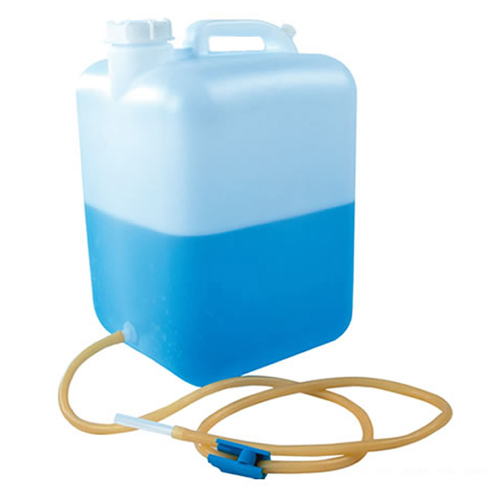 2-1/2 Gallon Tamco® Modified Fort-Pak with Tubing & Pinch Spigot