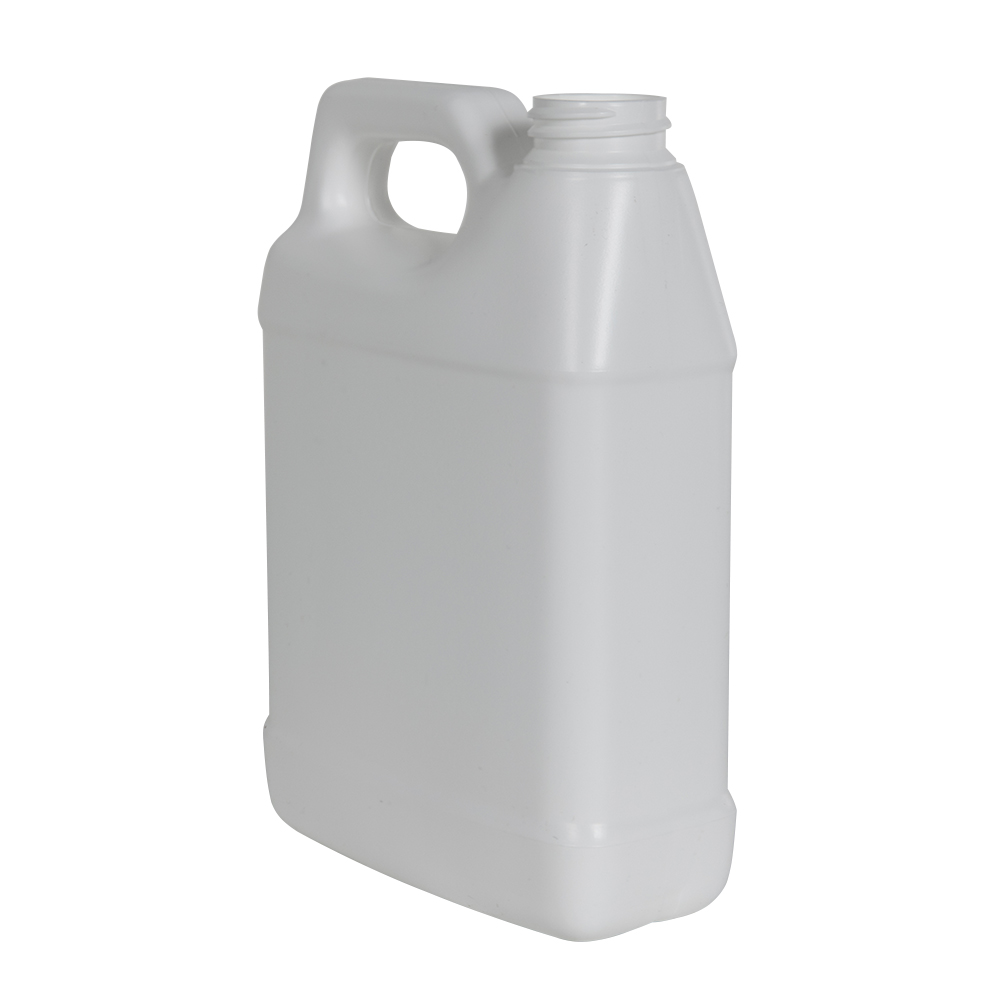 32 oz. White F-Style Jug with 33/400 Neck (Cap Sold Separately)
