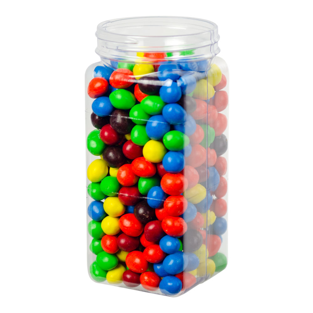 PVC Clear Canisters