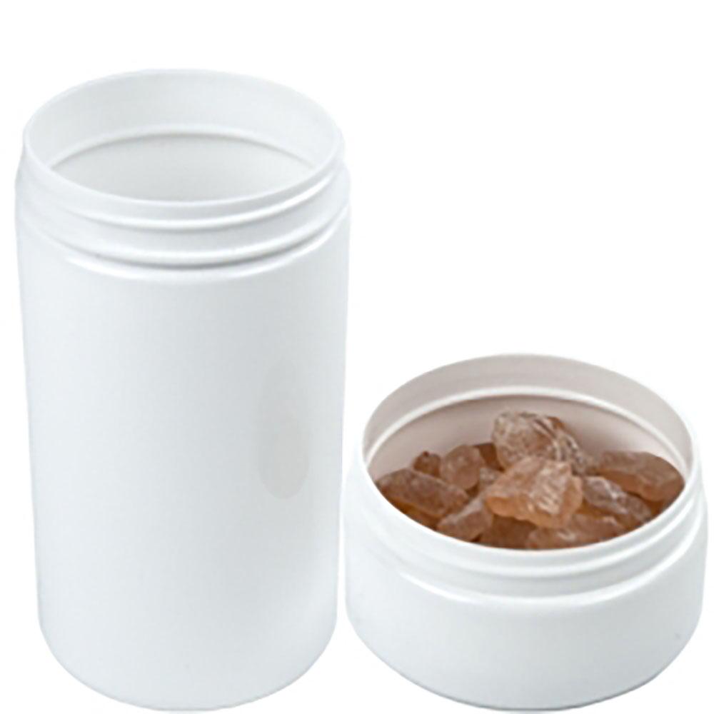White PET Jars