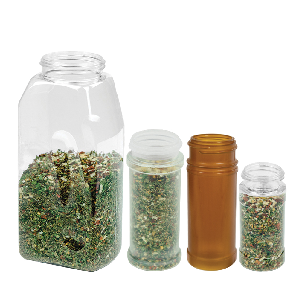 Spice Jars & Caps