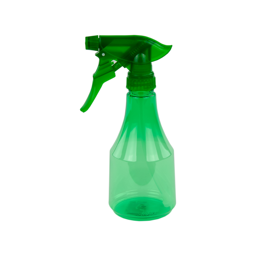 12 oz. Green Cristal Contempo Spray Bottle