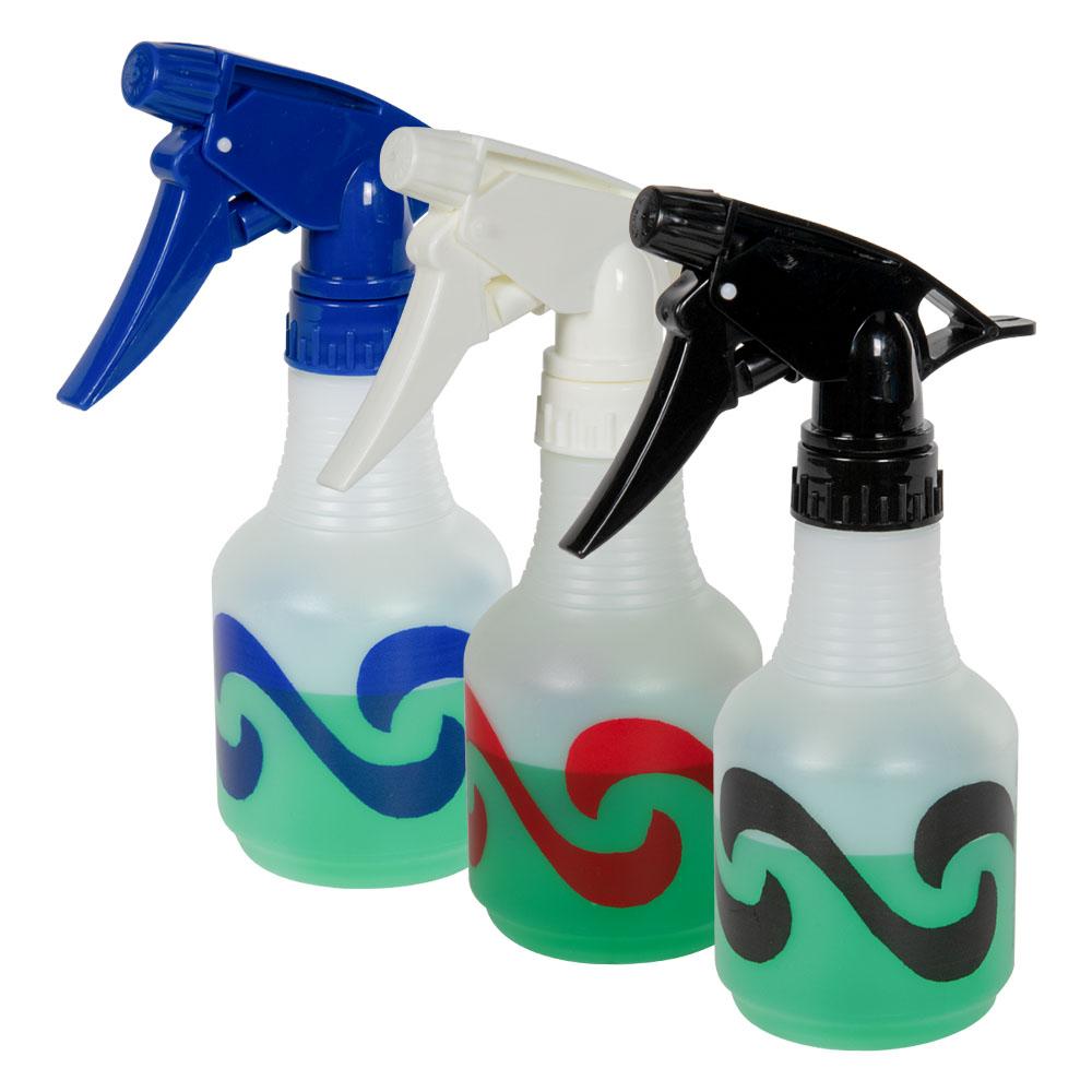 Wave Spray Bottles