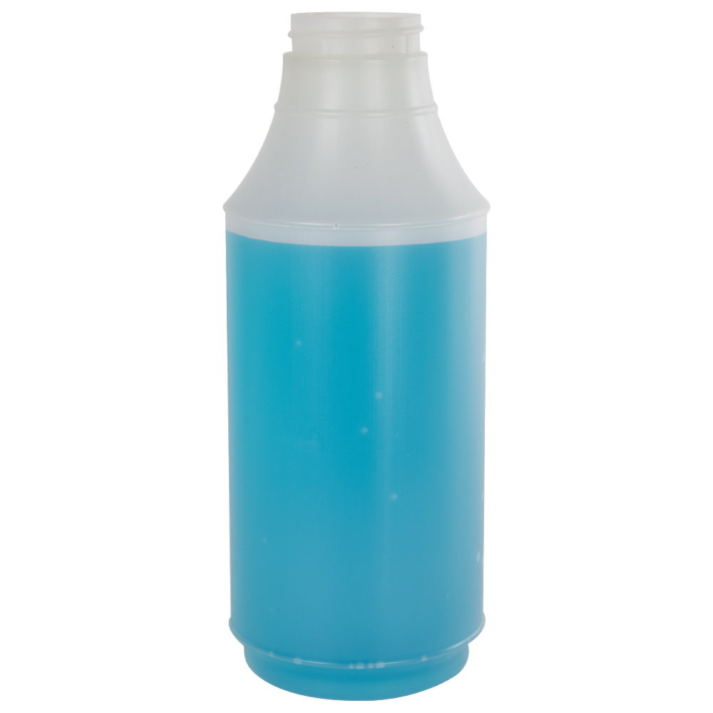 32 oz. Wide Mouth Spray Bottle with 45/400 Neck (Sprayer Sold Separately)