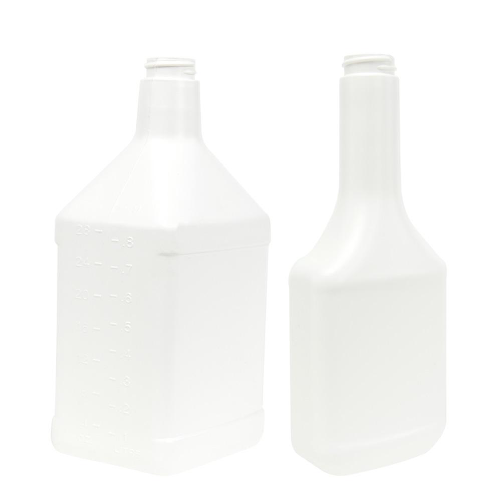 Cone Top Bottles & Cap