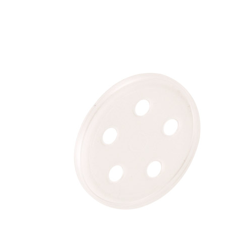 48mm Natural Polypropylene Sifter Fitment with 5 Holes