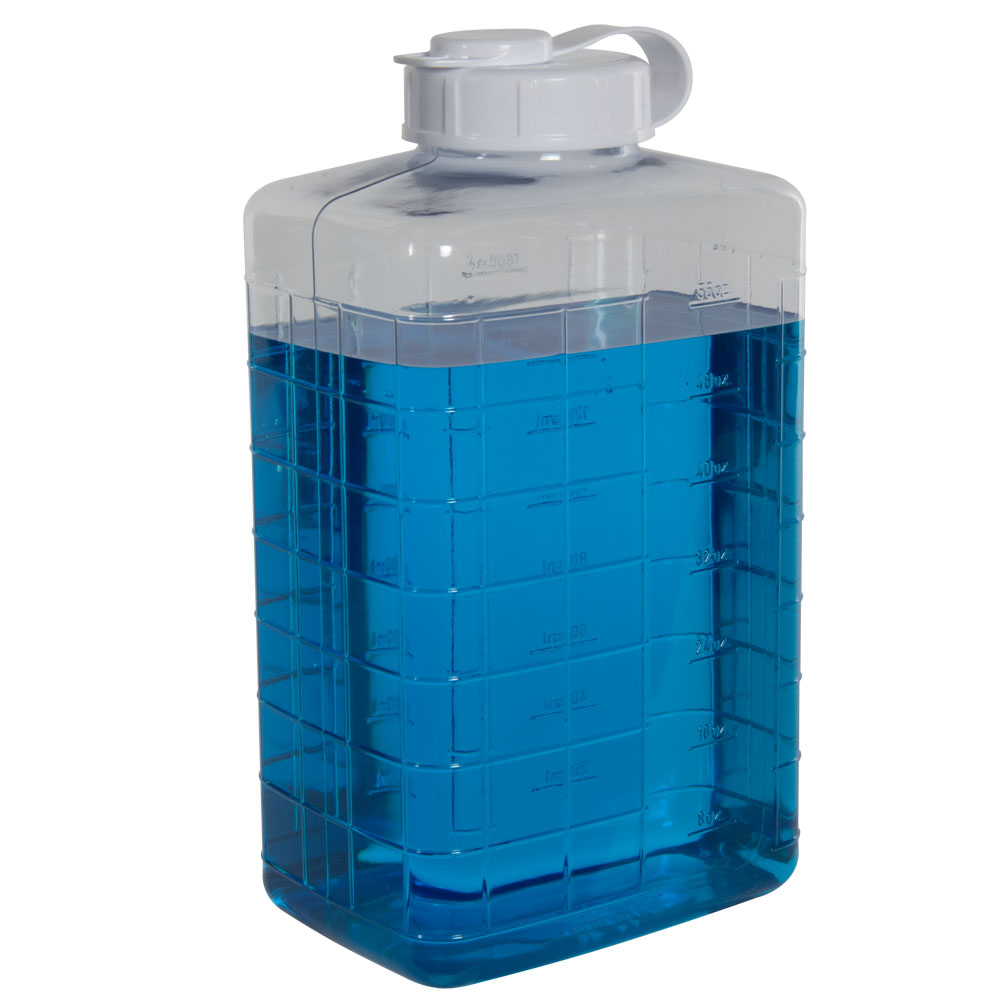 2 Quart Clear View Refrigerator Bottlee