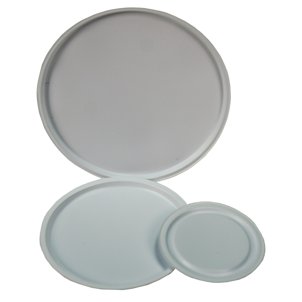 PVC Jar Disc for 70mm Cap