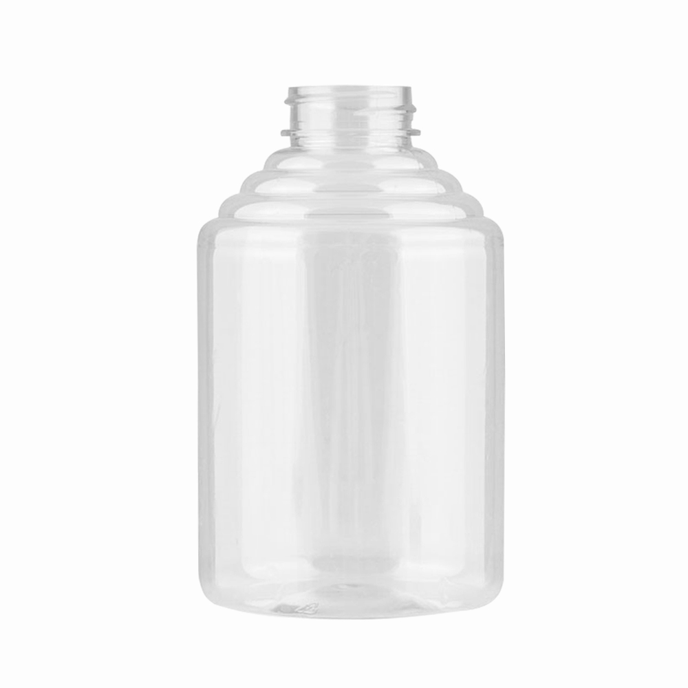 32 oz. (Honey Weight) PET Economy Skep Bottle with 38/400 Neck  (Cap Sold Separately)