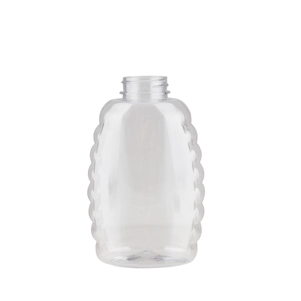 24 oz. Queenline Honey Bottle with 38/400 Neck  (Cap Sold Separately)