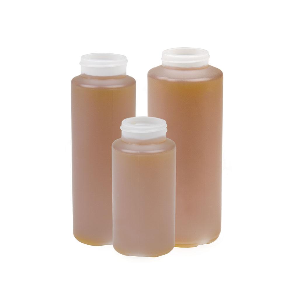 Cylinder Honey Bottles