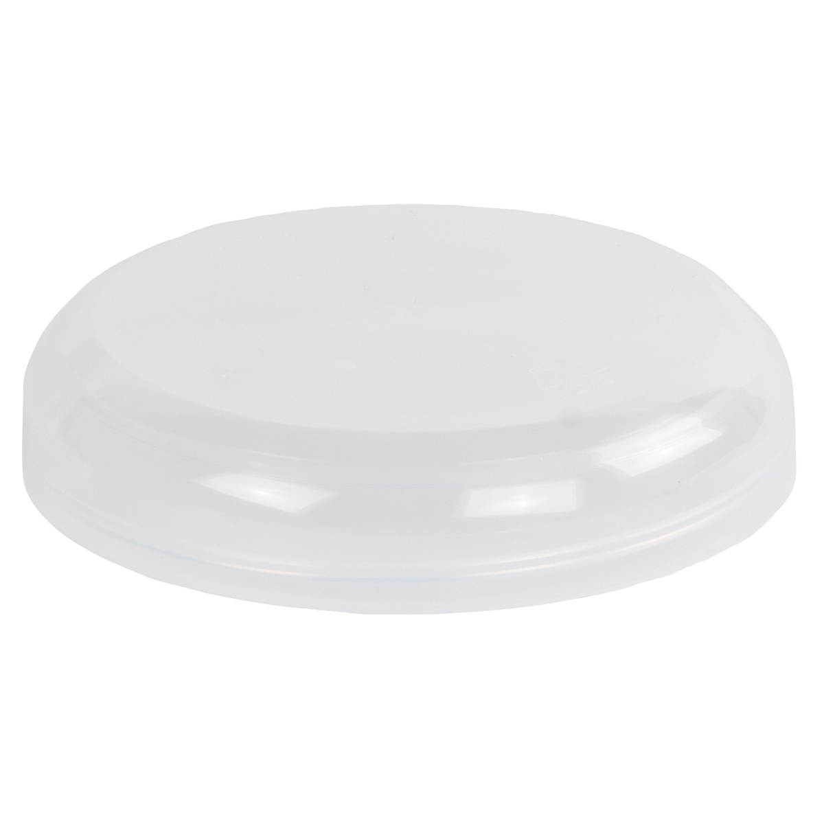 89/400 Natural Polypropylene Dome Cap