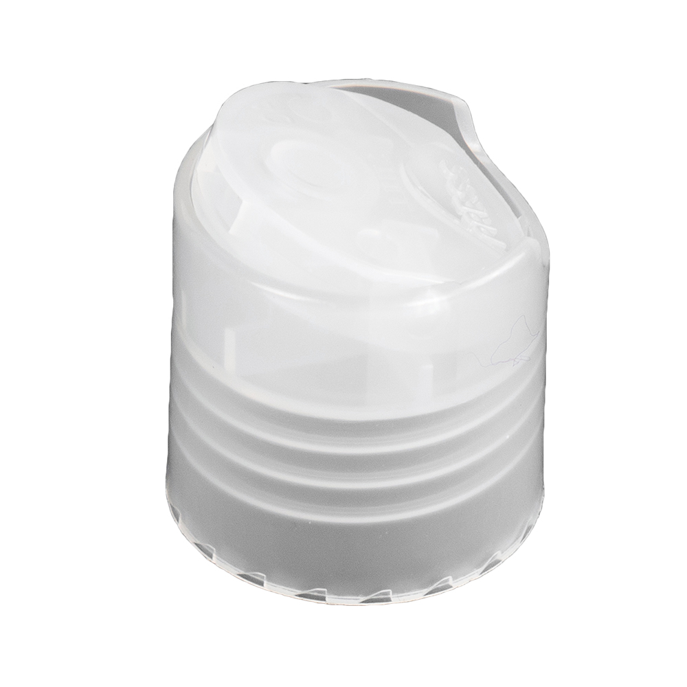 24/410 Natural Disc Dispensing Cap